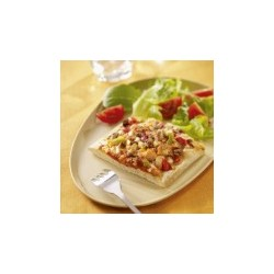 Pizza bande Texane surgelée 8x640g