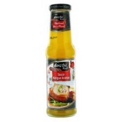 Sauce Ananas-Mangue Exotic Food 250ml