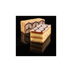Millefeuille tradition surgelé 9x120g
