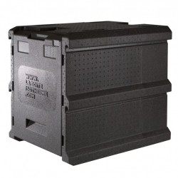 CONTENEUR ISOTHERME FRONTAL - 128 LITRES PPE