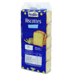 Biscotte au froment 100 tranches Pasquier 750g