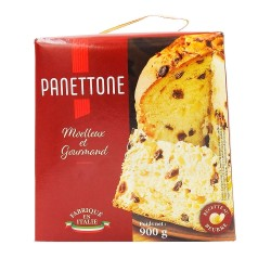 Panettone pur beurre 900g