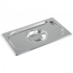 Couvercle GN 1/4 Inox