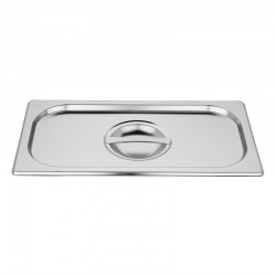 Couvercle GN 1/3 inox