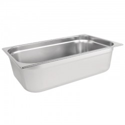 Bac Gastronorme inox GN 1/1 150mm