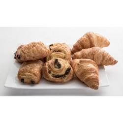 Assortiment de mini viennoiseries Bridor x150 - 4Kg