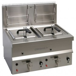location friteuse - 2 x 16 litres